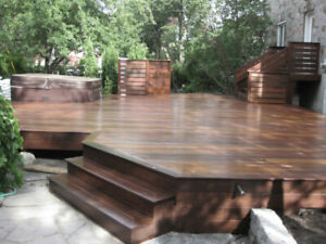 IPE DECKING - buy premium Ipe wood deck directly from Importer