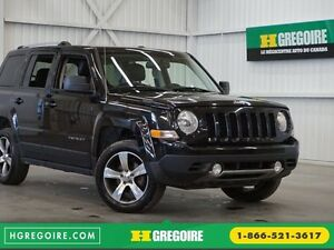 2016 Jeep Patriot 4WD (cuir-toit ouvrant)