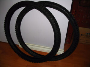 2 Kenda Mountain Bike tires