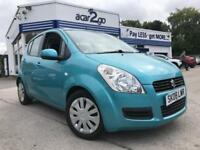 2008 Suzuki SPLASH GLS Manual Hatchback