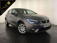 2015 SEAT LEON SE TECHNOLOGY TDI 1 OWNER SERVICE HISTORY FINANCE PX WELCOME