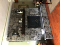 Looking to get a custom fireplace before cold look no further