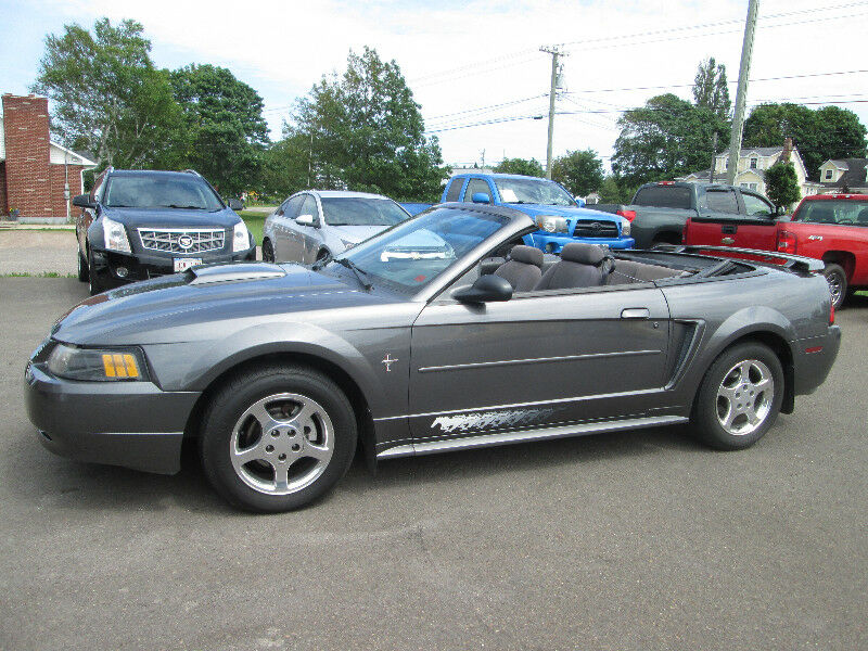 2003 Ford Mustang Convertible V6 Trade Welcome Cars Trucks Moncton Kijiji