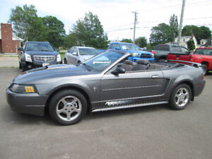 2003 FORD MUSTANG CONVERTIBLE V6 TRADE WELCOME