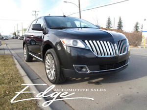 2011 Lincoln MKX Limited Edition **Leather, NAV, w/ WARRANTY!!**