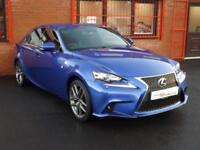 2014 14 LEXUS IS 300 300H F SPORT 4D 2.5 AUTO