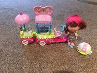 Rosie's World ice cream trike