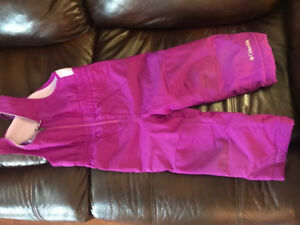 Girl pink/purple Columbia snowsuit for sale 2T!