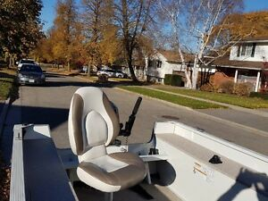 2014 Mirrorcraft 1615 Outfitter / 25 HP Yamaha London Ontario image 11