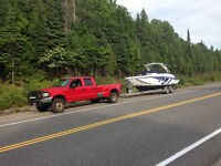 Canadas Trailer hauling services