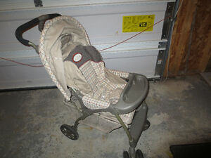 Evenflo Stroller and Car seat set