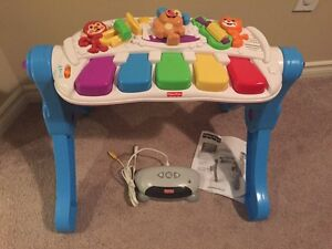 Fisher Price Kid's Musical Piano Toy