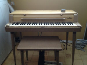 1955 Wurlitzer 120 Electric pianos