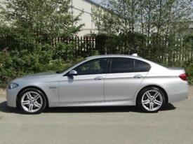 2014 BMW 5 Series 3.0 530d M Sport 4dr