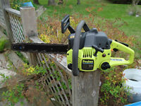 """Chainsaw - 33cc/14"""" Poulan 2050 """"Pioneer"""" (Serviced)"""