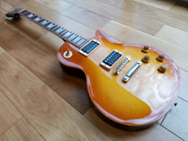 Made in Japan in 1994 TOKAI LS55 /65. This guitar plays awesome