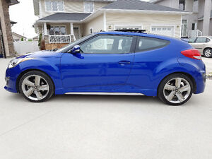 2013 Veloster Turbo - 27,800 KM