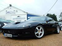 Ferrari 575M Maranello Coupe F1 Left Hand Drive Classic Sports Prestige