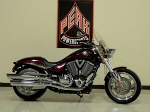 2008 Victory Motorcycles Hammer