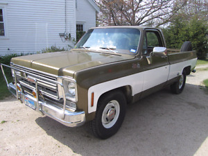 Wanted Chevrolet or GMC Truck