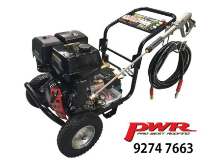 Pressure cleaner for hire - $80 per day rental