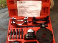 Wheel bearing tools for vw