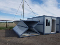 AFFORDABLE, SECURE FULLY INSULATED  CONTAINER