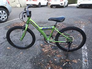 Vélo garçon roues 14 pouces