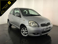2004 TOYOTA YARIS T SPIRIT MMT AUTOMATIC SERVICE HISTORY FINANCE PX WELCOME