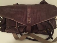 Musto Leather bag