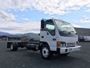 2001 GMC W5500 Low kms