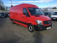 Mercedes Sprinter 313 CDI LWB (red) 2014