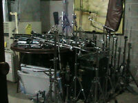 """""""STANDS""""Hi-Hat,Cymbals stands,Snare StandsVintage&Newer,All Nice"""