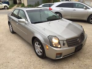 2006 CADILLAC CTS CLEAN TITLE FOR SALE