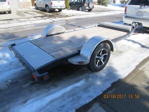 2016 10' ATV trailer, $1,800. firm