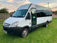 2008 Iveco DAILY 50C15 Minibus Iris High-top * * Only 86k Miles * * Wheelchair