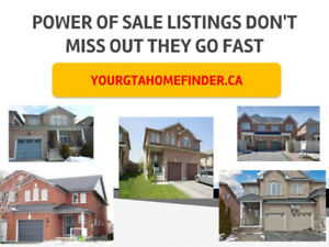 BANK OWNED LISTINGS