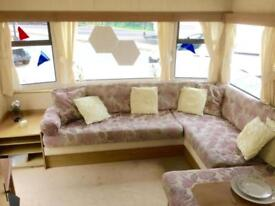 Static Caravan Clacton-on-Sea Essex 2 Bedrooms 6 Berth Cosalt Torino 2002 St
