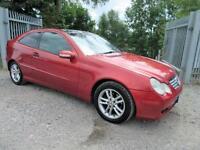 Mercedes-Benz C200 Kompressor 2.0 Sport 6sp seq C200 Kompressor