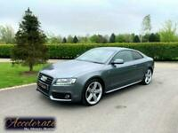 2011 Audi A5 2.7 TDI Black Edition 2dr Multitronic COUPE Diesel Automatic