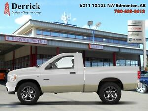 2008 Dodge Ram 1500 Used 4X4 R/C SLT Low Milge Pwr Grp $185 B/W