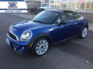 2012 MINI Cooper Coupe SPORT  - $155.08 B/W - Low Mileage