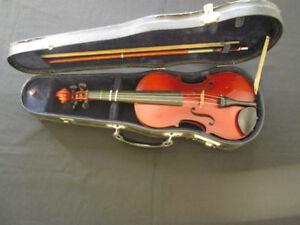 Violon,  et autres instruments