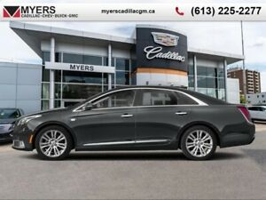 2018 Cadillac XTS Luxury  XTS, LUXURY, AWD, SUNROOF, NAV, LOADED