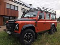 2016 Land Rover 110 Defender 2.2I D 2015MY Adventure Edition