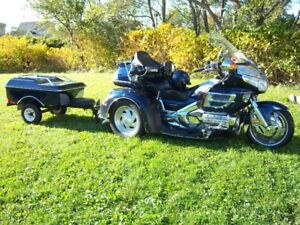 Factory Built Honda Goldwing Trike
