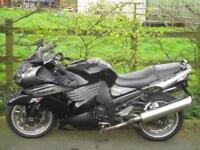 KAWASAKI ZZR1400 ABS, 2011/11, 16,638 MILES, FSH