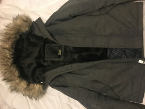 TNA parka winter coat