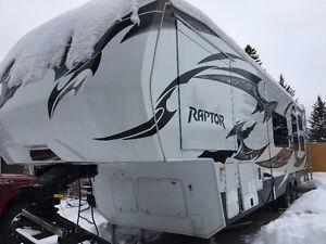 2012 Raptor 300MP Toyhauler