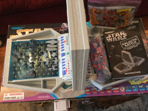 Vintage 1997 Star Wars Electronic Battle (Electronic Battleship)